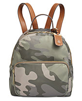 6412e0a5152 Tommy Hilfiger Julia Camo Small Dome Backpack. Quickview. 2 colors