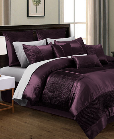 Kellen 14 Pc Comforter Set Collection