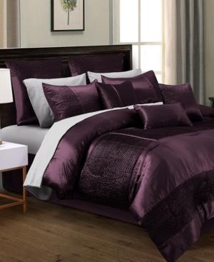 Kellen 14Pc Queen Comforter Set Bedding