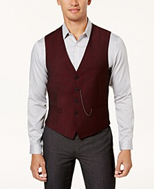 INC Men's Slim-Fit Vest, Created for Macy's