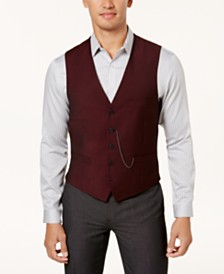 I.N.C. Men's Slim-Fit Vest, Created for Macy's