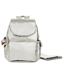 Kipling Zax Large Diaper Bag Backpack