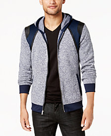 I.N.C. Men's Colorblocked Hoodie, Created for Macy's