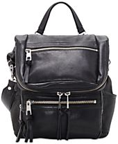 Vince Camuto Patch Medium Backpack