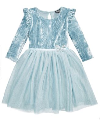 Blue dress 5t easy