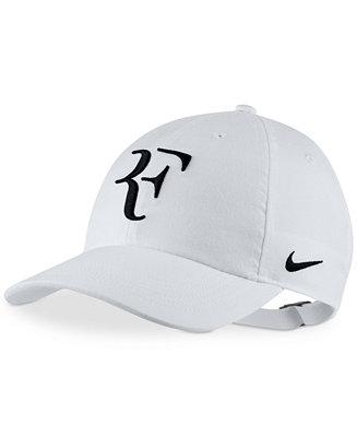 c68026608 Nike Men's Court Federer Tennis Hat & Reviews - Hats, Gloves ...