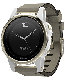 Garmin Unisex fenix® 5S Smart Watches