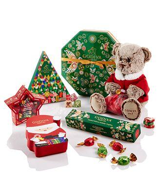 Godiva Chocolates Assorted Holiday Collection