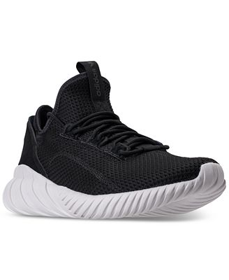 adidas Men's Tubular Doom Sock Primeknit Casual Sneakers from Finish Line