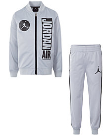 Jordan 2-Pc. Jacket & Jogger Pants Set, Little Boys