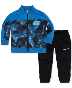 Nike 2Pc Active Jacket  Pants Set Little Boys (47)