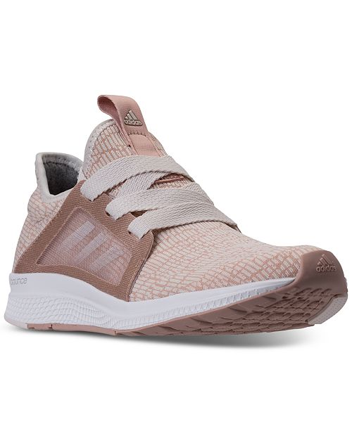 adidas Women s Edge Lux Running Sneakers from Finish Line ... 6ea621f00