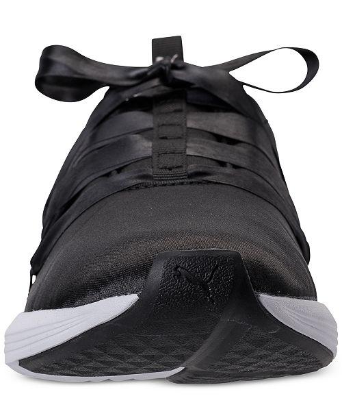 90850d7d50b6c3 Puma Women s Prowl Alt Satin Training Sneakers from Finish Line ...