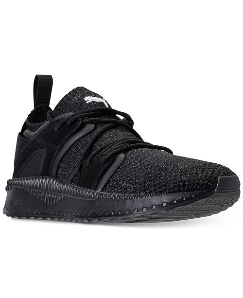 Puma Men's TSUGI Blaze of Glory Evoknit Casual Sneakers from
