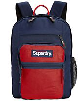 Superdry Men's Print Edition Montana Backpack