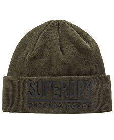 Superdry Men's Surplus Goods Logo Beanie