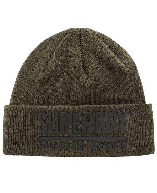 Superdry Men s Surplus Goods Logo Beanie - Hats 422809141