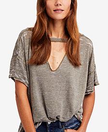 Free People Jordan Cutout T-Shirt
