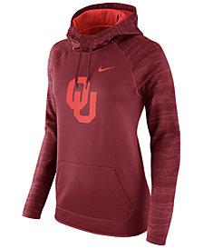 Nike Women's Oklahoma Sooners Therma Hoodie