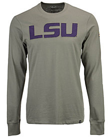 '47 Brand Men's LSU Tigers Fieldhouse Long Sleeve T-Shirt