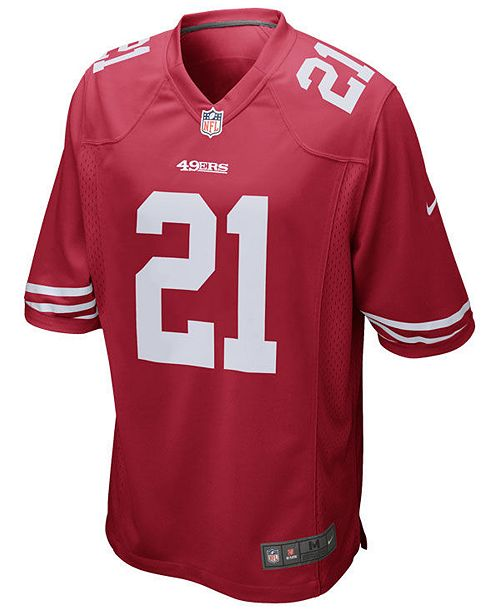 size 40 2b8a7 b6ca1 Men's Deion Sanders San Francisco 49ers Retired Game Jersey