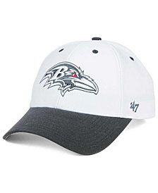 '47 Brand Baltimore Ravens Audible 2-Tone MVP Cap