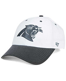 '47 Brand Carolina Panthers Audible 2-Tone MVP Cap