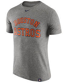 Nike Men's Houston Astros Dri-Fit DNA T-Shirt