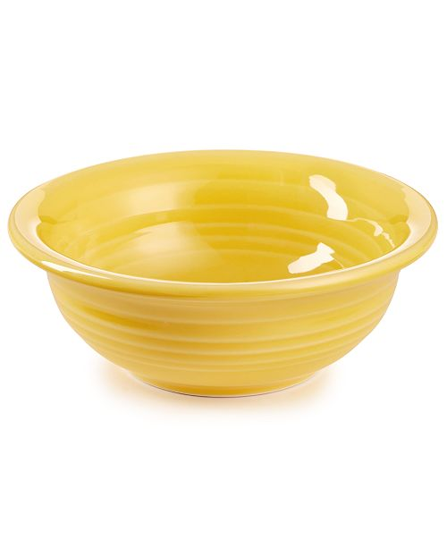Fiesta Sunflower Individual Fruit Bowl
