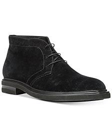 Donald Pliner Men's Ericio Vintage Suede Chukka Boots