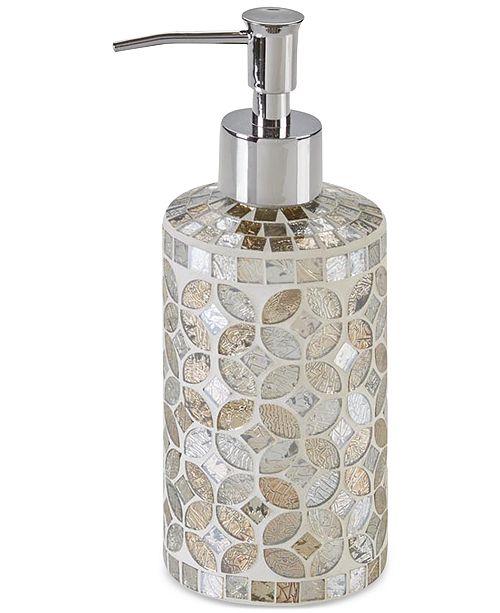 JLA Home Cape Mosaic Lotion Pump, Created for Macy's