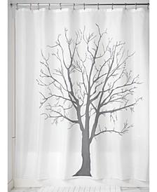 "Botanical Tree 72"" x 72"" Shower Curtain"