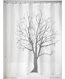 "Interdesign Botanical Tree 72"" x 72"" Shower Curtain"