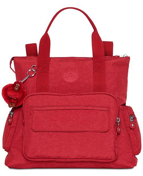 Kipling Alvy 2-In-1 Convertible Backpack Tote Bag