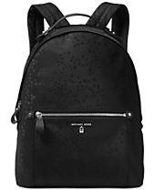 MICHAEL Michael Kors Kelsey Star-Print Large Backpack