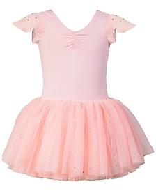 Flo Dancewear Embellished Tutu Dance Dress, Little Girls & Big Girls