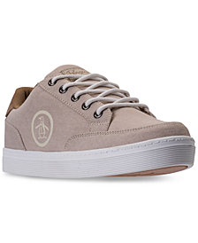 Original Penguin Boys' Draden Casual Sneakers from Finish Line