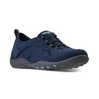 Macys deals on Skechers Women's Relaxed Fit Fortuneknit Walking Sneakers