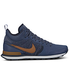 Nike Men's Internationalist Utility Casual Sneakers from Finish Line