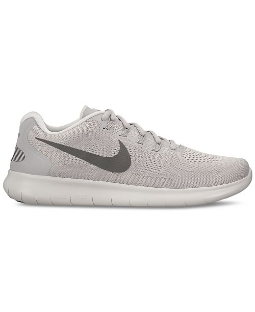 78ff95f87d07 Nike Men s Free Run 2017 Running Sneakers from Finish Line   Reviews ...