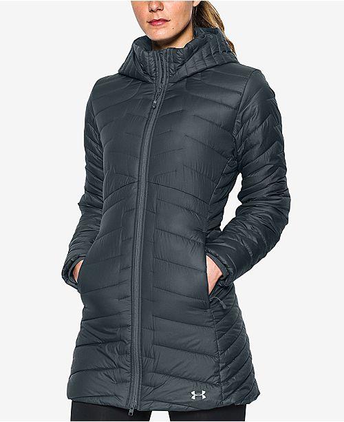 685258722f8 Under Armour ColdGear® Reactor Storm Parka & Reviews - Coats - Women ...