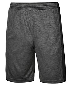 """Men's Side Stripe 10"""" Knit Shorts, Created for Macy's"""