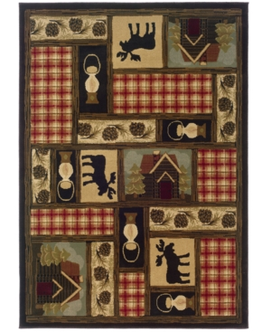 Closeout! Oriental Weavers Area Rug, St. Lawrence 1067A 1'10