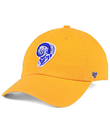 '47 Brand Los Angeles Rams CLEAN UP Cap
