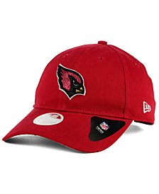 New Era Arizona Cardinals Team Glisten 9TWENTY Cap