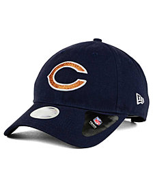 New Era Chicago Bears Team Glisten 9TWENTY Cap
