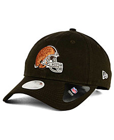 New Era Cleveland Browns Team Glisten 9TWENTY Cap