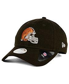 New Era Cleveland Browns Team Glisten 9TWENTY Cap