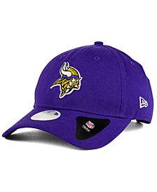 New Era Minnesota Vikings Team Glisten 9TWENTY Cap