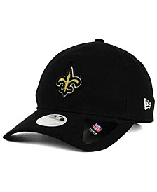 New Era New Orleans Saints Team Glisten 9TWENTY Cap